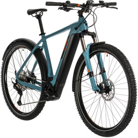 Cube Cross Hybrid Race 500 Allroad, blue/orange